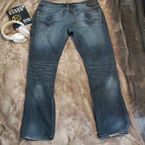Buffalo David Bitton Jeans - Men's Buffalo blue jeans